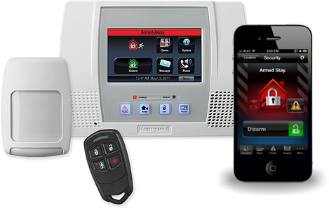 Intruder Alarm System for Residential Security - IEL Group